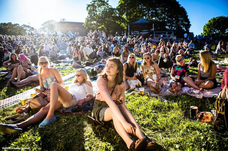 Music Festival Visit Oslo Sadan Ekdemir